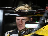 Hulkenberg accepts Halo 'doing a good job' after Belgian GP