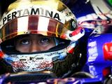 Sean Gelael gets four FP1 outings with Toro Rosso