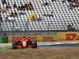 Kimi Raikkonen: 'It was pretty difficult out there today'