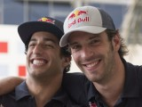 Ricciardo motivated by Vergne, not Red Bull
