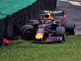 Horner: Albon's crash was Red Bull's fault