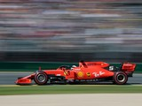 Sebastian Vettel: Ferrari could've lost straightline speed edge