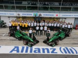 Caterham F1 staff locked out of factory