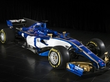 Sauber shows first footage of a 2017 car on track