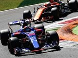 McLaren Pace at Monza 'a bit alarming' for Kvyat