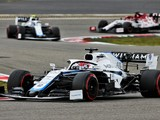 Russell: Alfa Romeo and Haas no better than Williams