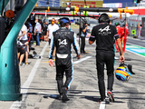 Alonso: Alpine's weekend over after qualifying disappointment