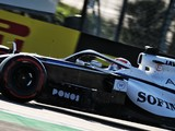 Russell takes new engine, set for grid demotion