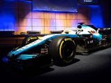 Williams explains thinking behind new livery