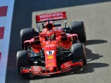 Vettel tops the timings after Day 1 of tyre test