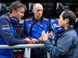 Toro Rosso: Key still has valid contract