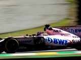 Perez: No pressure for Force India at finale