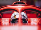 Vettel surprised by Ferrari's competitiveness