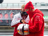 Vettel happy to help Mick in anyway possible