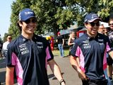 Perez: Racing Point behind midfield rivals