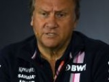 Fernley leaves Force India