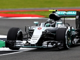Rosberg aiming for the win on Sunday