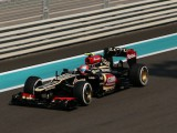 FP1: Grosjean leads Abu Dhabi first practice
