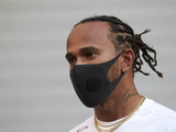 Hamilton resumes training in bid to make season finale