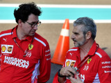 Binotto must be the antithesis of Arrivabene