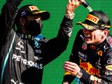 Hamilton: Verstappen 'on another level' as title lead swaps again