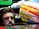 Alonso pins testing crash on locked steering