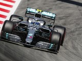 Spanish GP: Bottas beats Ferraris in FP1 before suffering oil leak