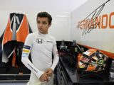 Lando Norris announced as official McLaren reserve driver for 2018