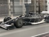 F1 releases images of 2021 car in wind tunnel