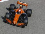 McLaren did pre-season work during in-season Bahrain testing - Vandoorne