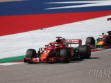 Vettel suggests 'downforce hole' could be cause of 'weird' spins