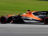 Alonso boosted by new floor on MCL32