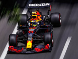 Red Bull used modified rear wing in Baku – report