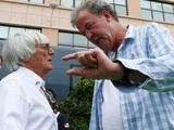 Stand-off between two car legends – Clarkson v Ecclestone