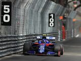 "Albon Impresses on Monaco Thursday: ""I think we got the car in the right window"""