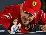 Sebastian Vettel responds to Bernie Ecclestone's retirement claims