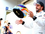 Car had a 'steering problem' - Alonso