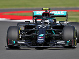 Bottas sets opening pace at Monza