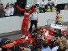 World champions admire 2012 favourite Alonso