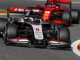 Steiner: No satisfaction for Haas fighting Ferrari at F1 Belgian GP