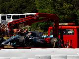 Valtteri Bottas retirement caused by never before seen turbo failure