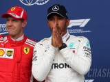 Hamilton on Spa qualifying: 'The rain is always a friend of mine'