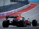 """""""Promising"""" Day at the Circuit of the Americas for Perez as Verstappen Struggles with Traffic"""