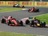 Verstappen Survives Dual Ferrari Incidents to Take Suzuka Podium