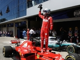 Vettel: Hamilton was never a threat
