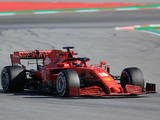 Ferrari happy with testing programme despite apparent lack of pace