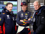 Verstappen: You could feel it coming