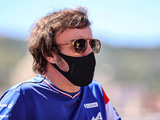 Alonso feeling confident after top-five FP2 showing