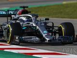 Valtteri Bottas could feel Mercedes' 2020 F1 car gains instantly