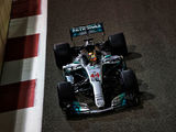 Mercedes take charge in final Abu Dhabi practice